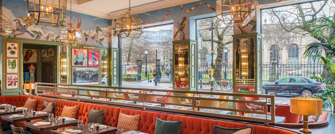The Ivy Cambridge Brasserie