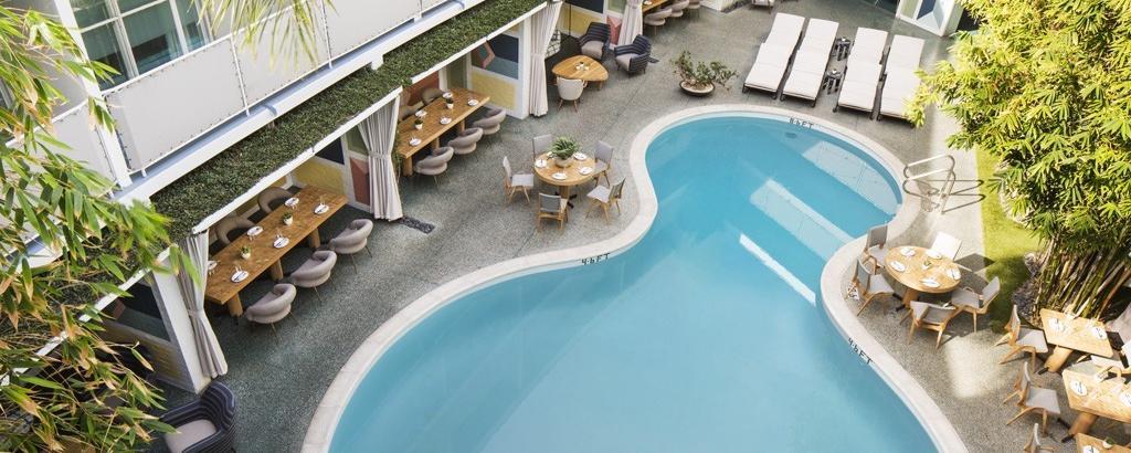 Avalon Hotel Beverly Hills Brand Cover