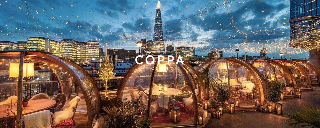 Coppa Club Tower Bridge Brand Cover