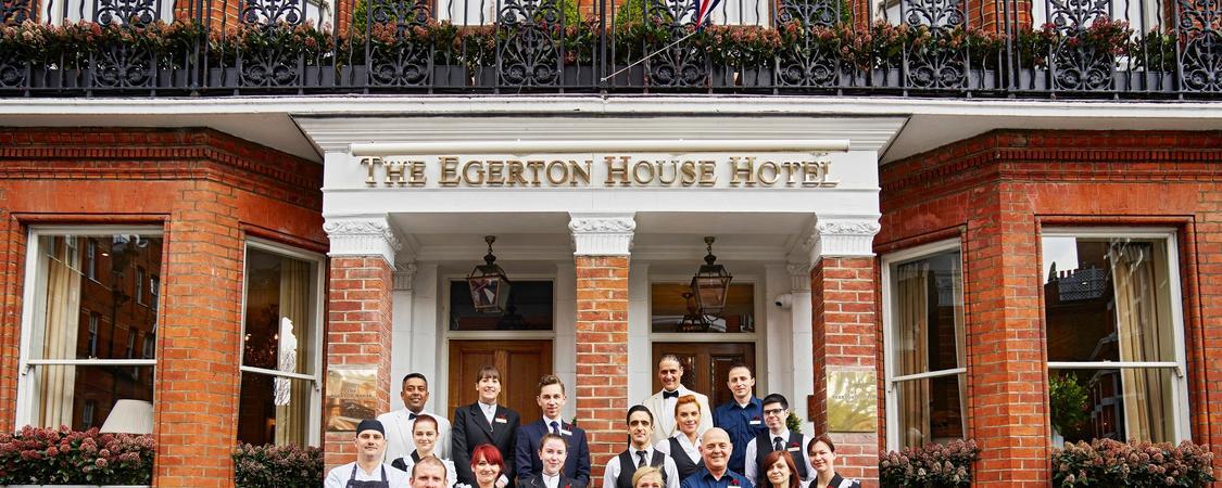 Food & Beverage - The Egerton House Hotel