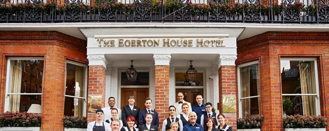 Housekeeping - The Egerton House Hotel