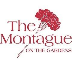 The Montague on the Gardens Hotel  logo