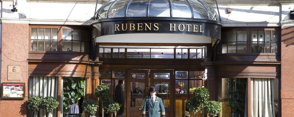 Food & Beverage - The Rubens at the Palace