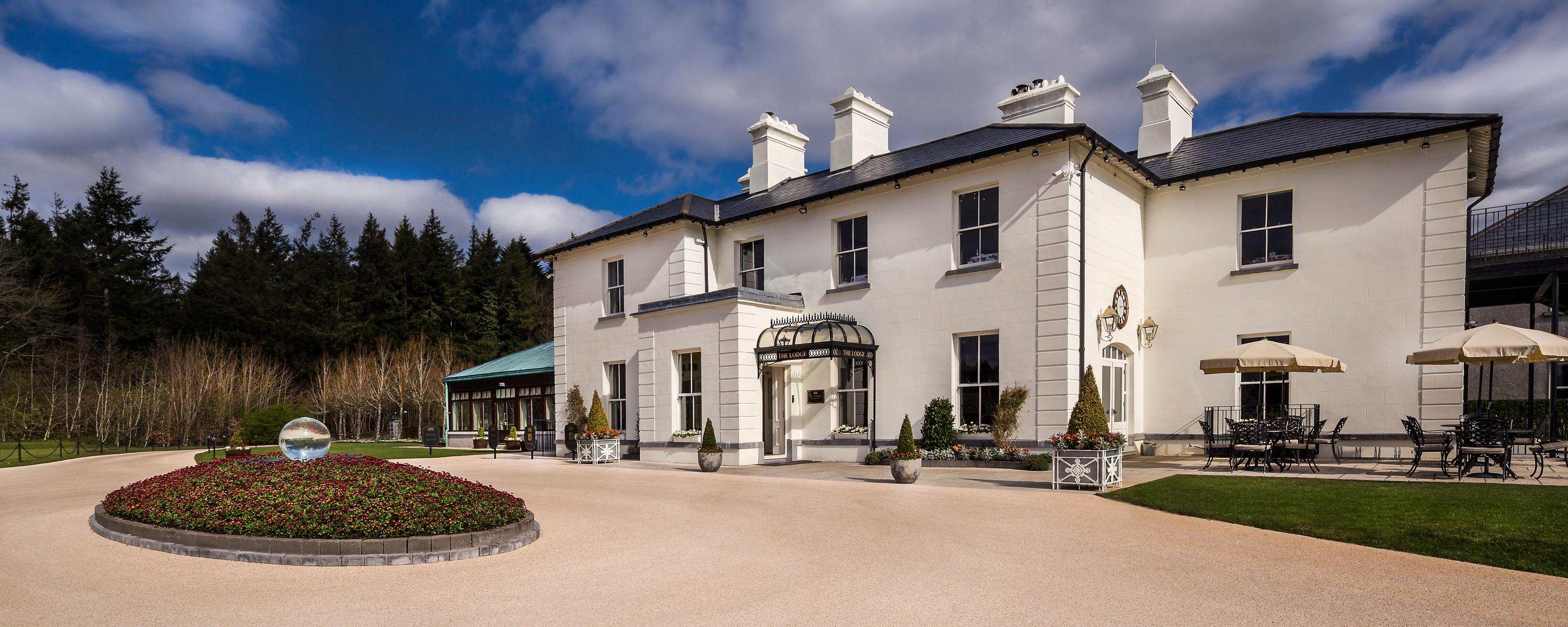 Management/Administration - The Lodge at Ashford Castle Brand Cover
