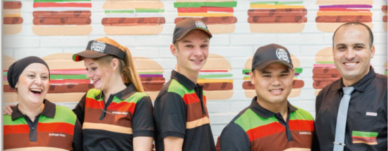 Burger King - BKUK Group Brand Cover