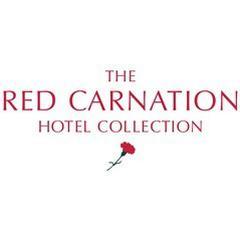 Red Carnation  logo