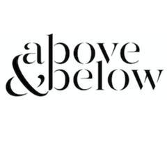 Above & Below  logo