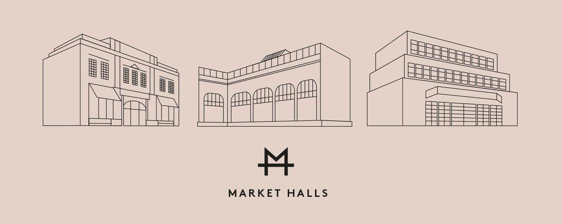 Market Hall - Fulham Brand Cover