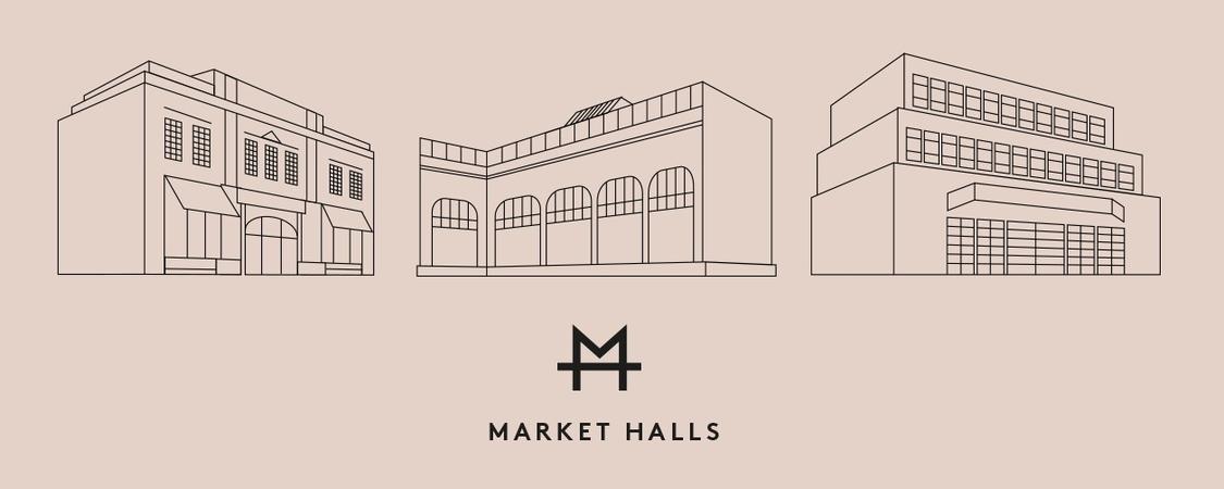 Market Hall - Victoria Brand Cover
