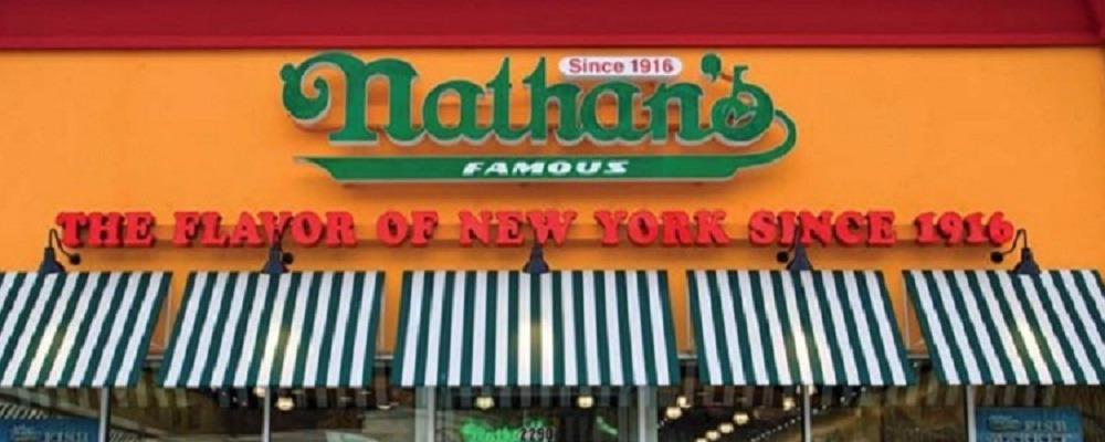 Nathan's Famous Brand Cover