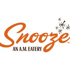 Snooze 7th and Colorado logo