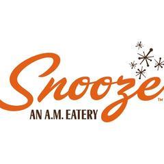 Snooze Montrose logo