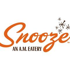 Snooze Town and Country Village logo