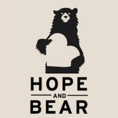Hope and Bear logo
