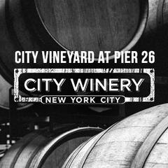 City Vineyard at Pier 26   logo