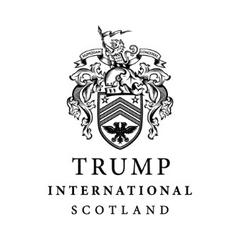 Trump International, Scotland logo