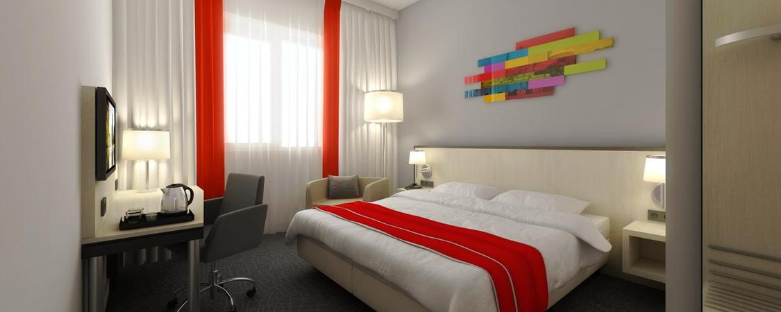 Park Inn by Radisson Amsterdam Airport Schiphol - Operations
