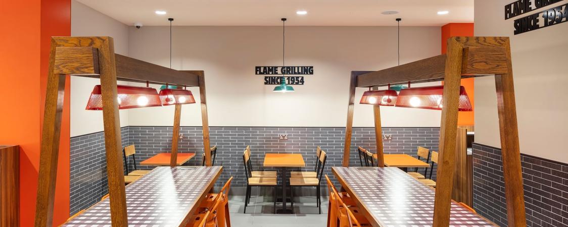 Burger King - Glasgow Coatbridge