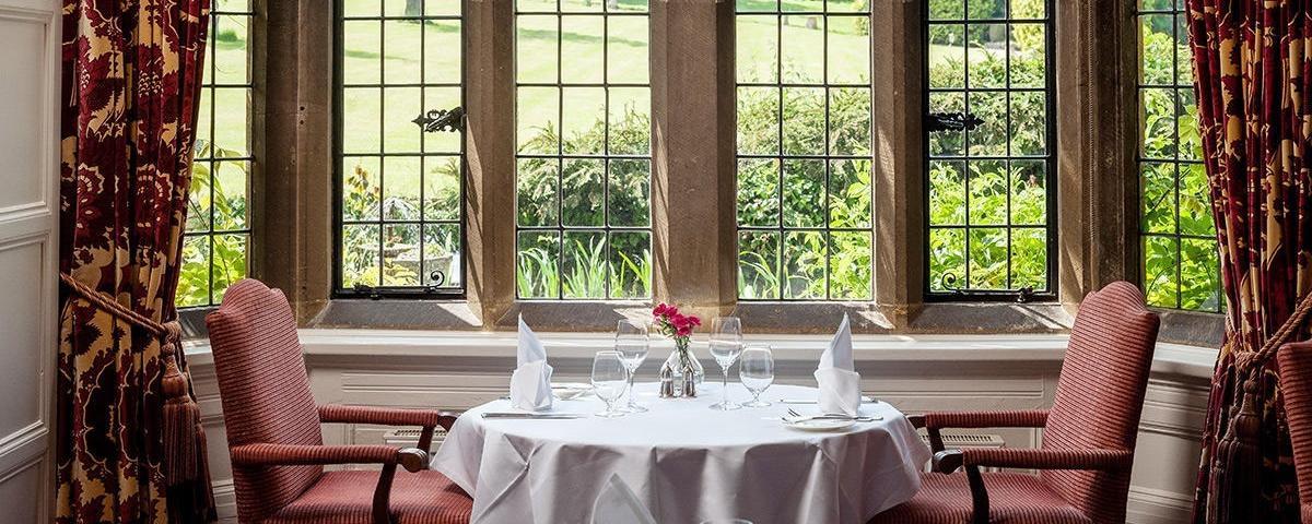 Buckland Manor - Restaurant Brand Cover