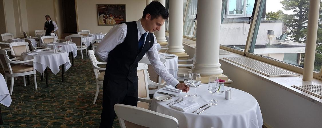 The Imperial Torquay - Restaurant Brand Cover