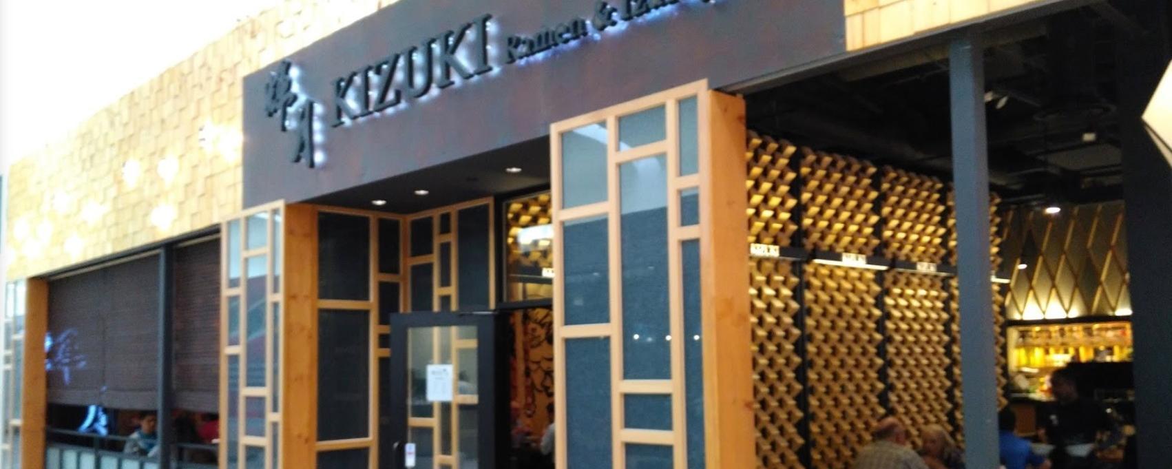 Kizuki Southcenter Brand Cover