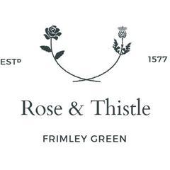 Rose & Thistle logo