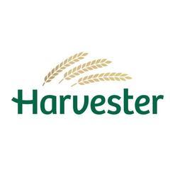 Harvester - White Hart logo
