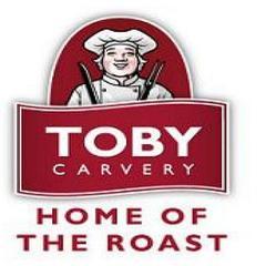 Toby Carvery - Burnt Tree Island logo