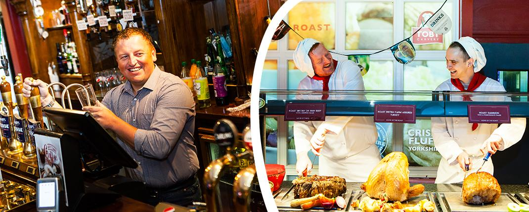 Toby Carvery - Taunton Brand Cover