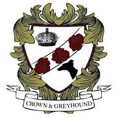 Crown & Greyhound logo