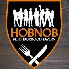 Hobnob Neighborhood Tavern logo