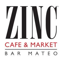 Zinc Cafe & Market  logo