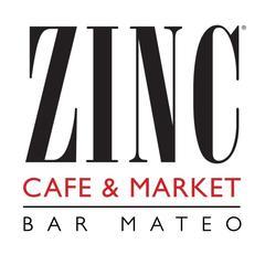 Zinc Cafe & Market Laguna Beach logo
