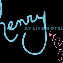 Henry at the Life Hotel