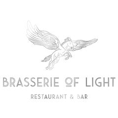 Brasserie of Light  logo