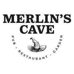 Merlin's Cave logo
