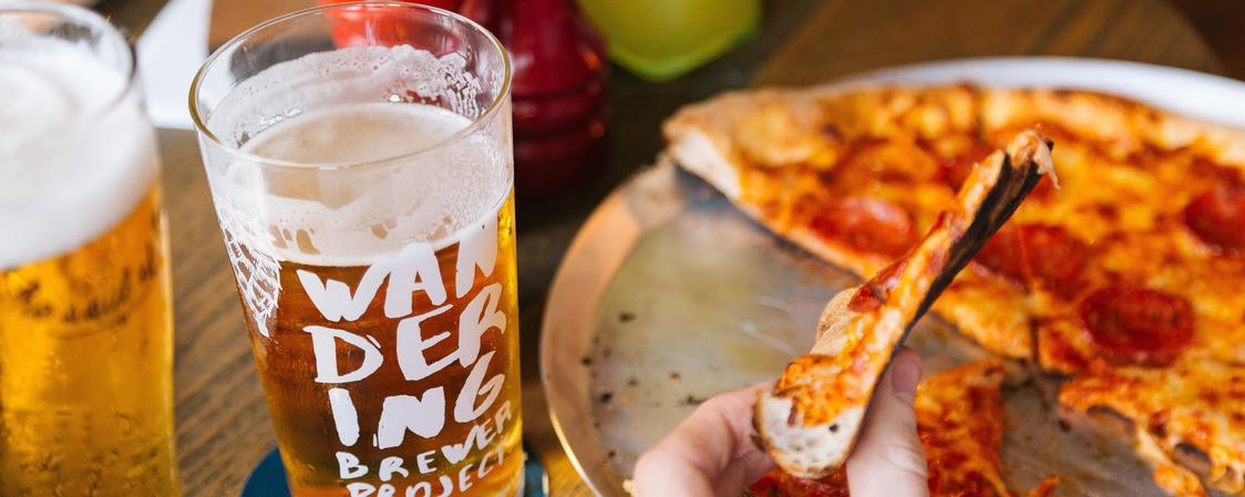 Pizza, Pots and Pints - Management Brand Cover