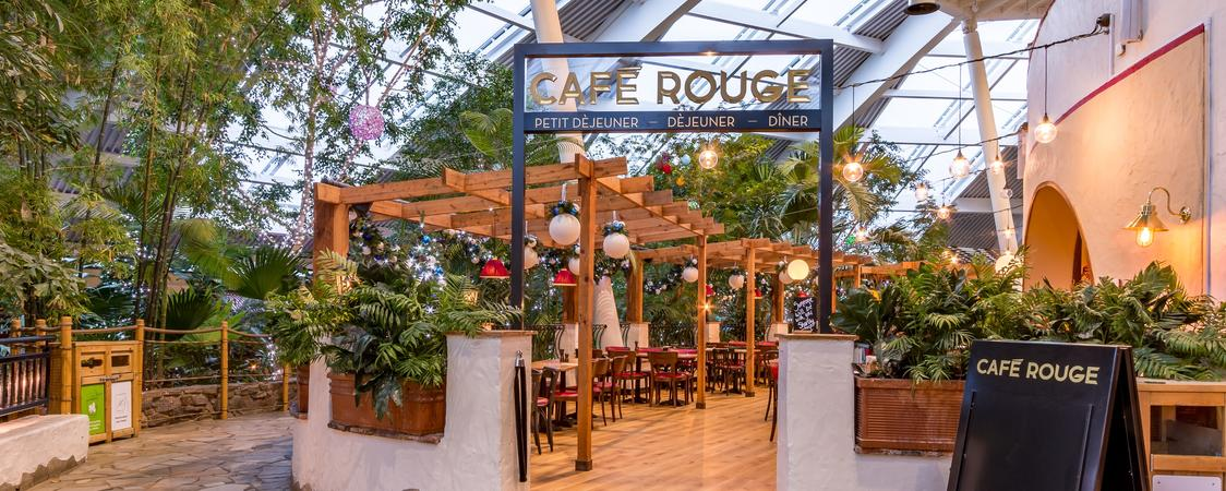 Café Rouge Center Parcs Elveden