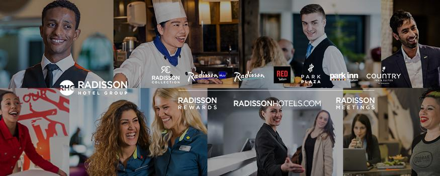 Radisson Hotel Group - Corporate Office - Sales Brand Cover