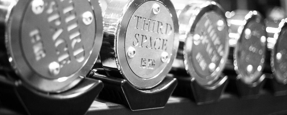 Third Space - Marylebone Brand Cover