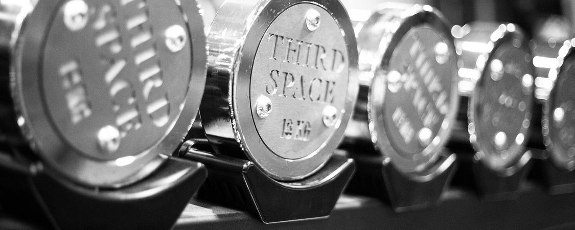 Third Space - Canary Wharf Brand Cover