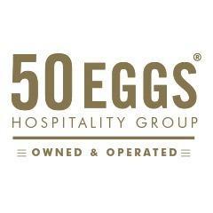 50 Eggs  logo