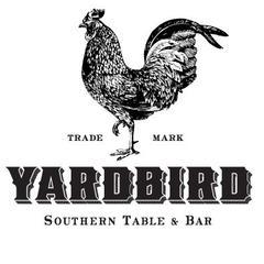 Yardbird Los Angeles logo