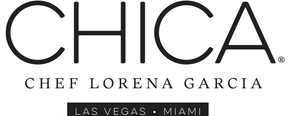 Chica - Las Vegas Brand Cover