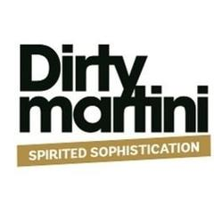 Dirty Martini  logo