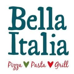 Bella Italia Windsor Station logo