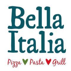 Bella Italia Leeds Briggate logo
