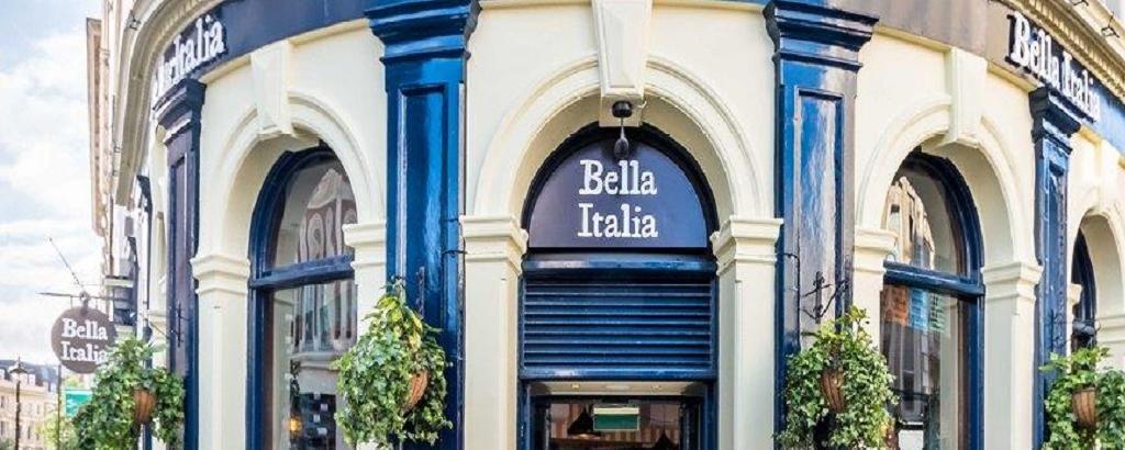 Bella Italia New Brighton Brand Cover