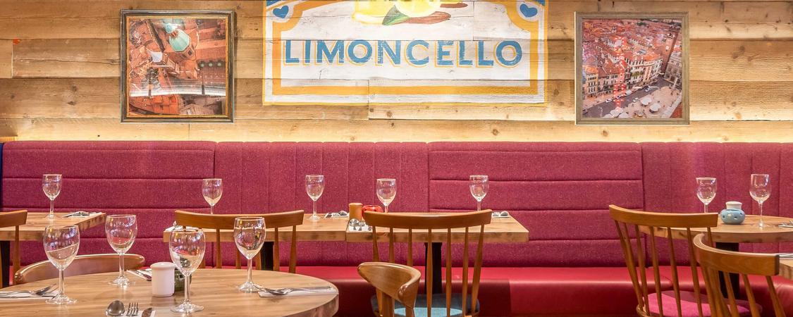 Bella Italia Sheffield Brand Cover