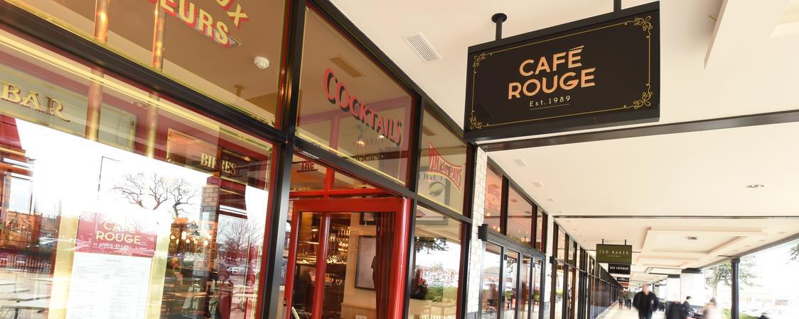 Café Rouge Cheshire Oaks Brand Cover